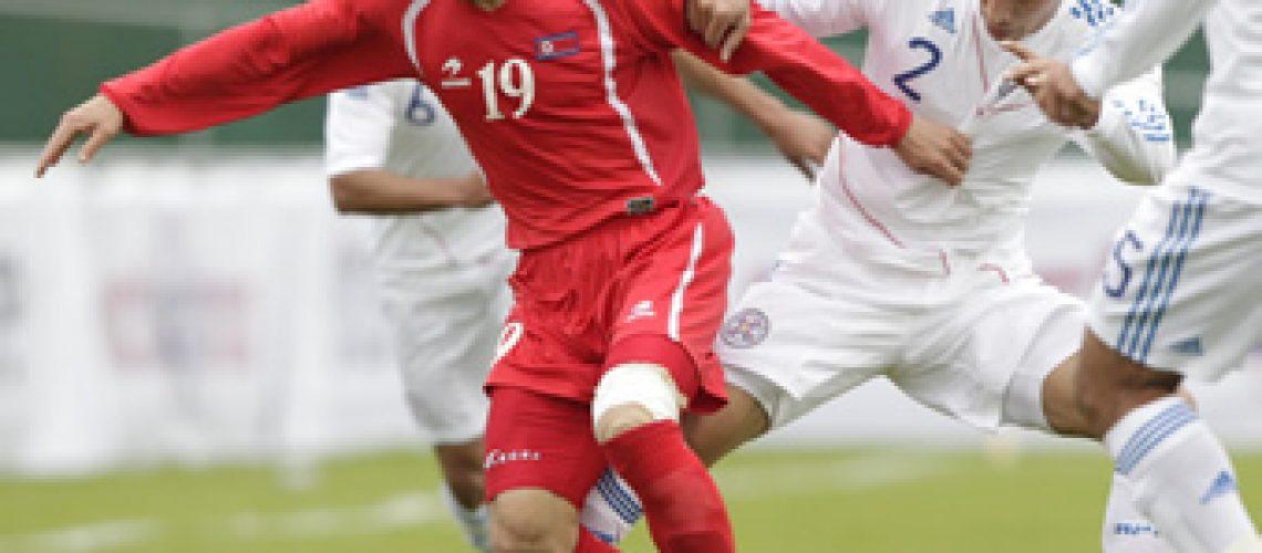 Coreia do Norte proíbe acesso a treino e aos jogadores