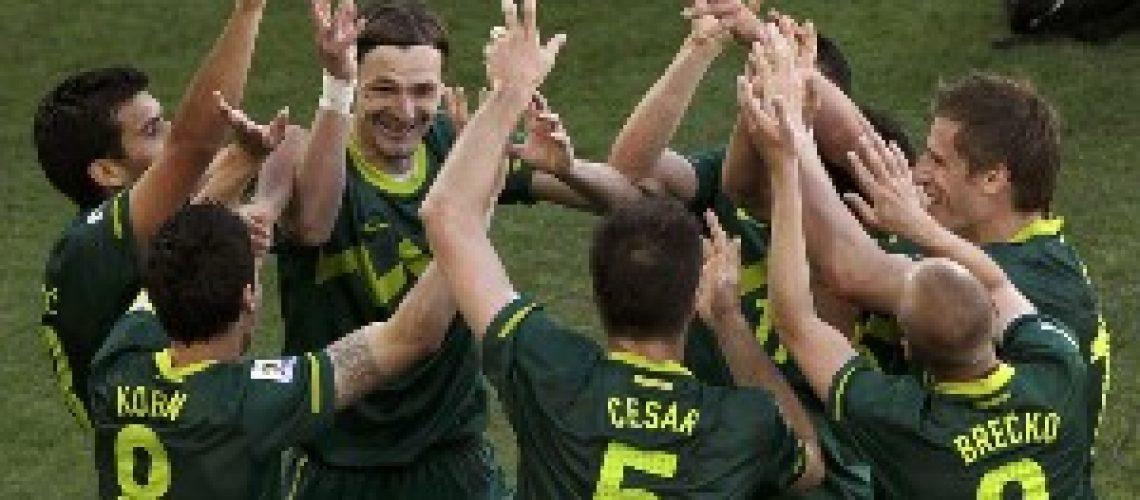 Argélia 0 - Eslovénia 1