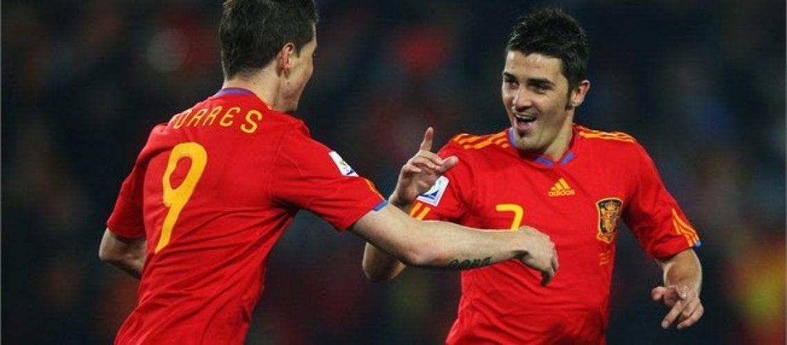Espanha 2 - Honduras 0: sem brilho a Fúria cumpre