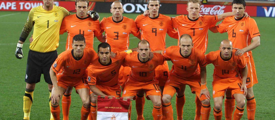 Hoje é o dia da grande final do Mundial de 2010: Holanda vs Espanha