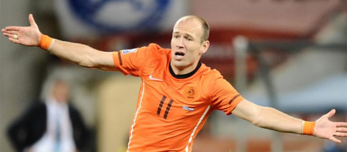 Uruguai 2 - Holanda 3