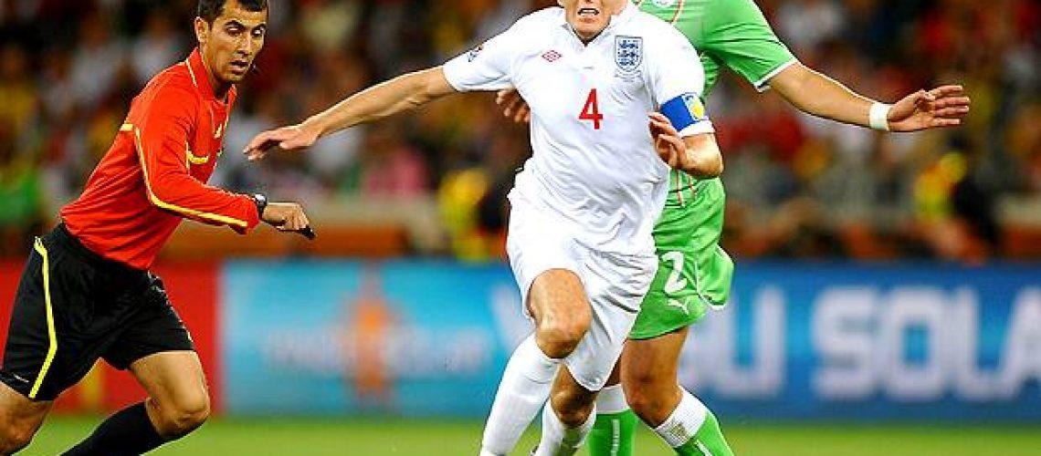 Inglaterra 0 -Argélia 0: English team joga muito mal e empata com a Argélia