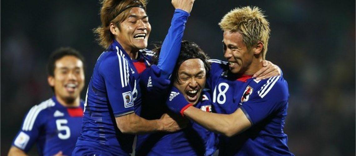 Dinamarca 1 - Japão 3