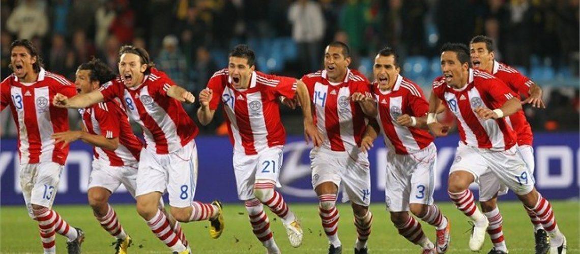 Paraguai 0 - Japão 0