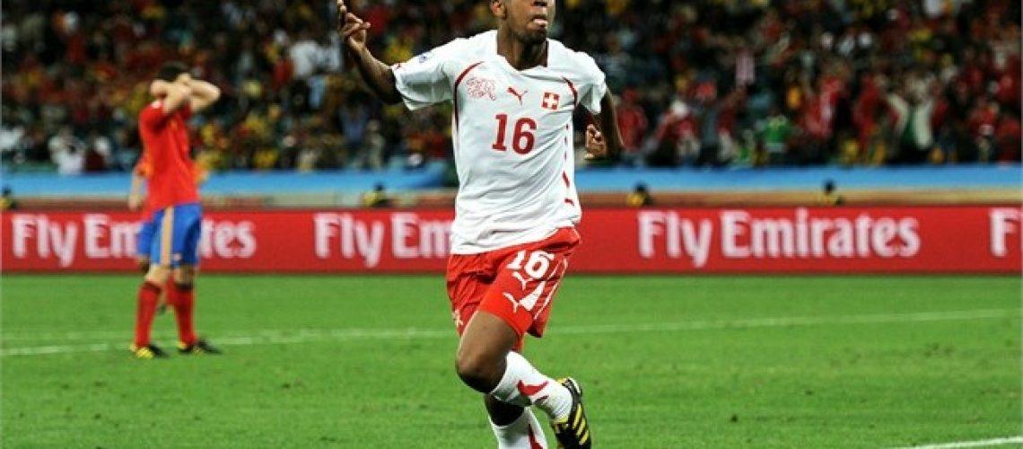 Espanha 0 - Suíça 1: A primeira grande surpresa