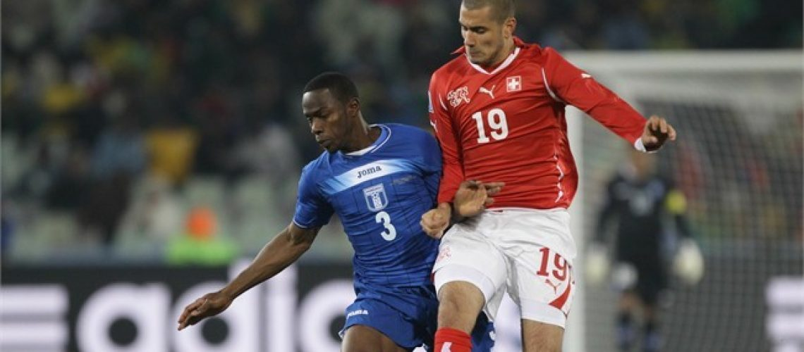 Suíça 0 - Honduras 0