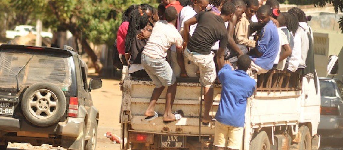 """""""My loves"""" em Moçambique só fora das principais avenidas"""