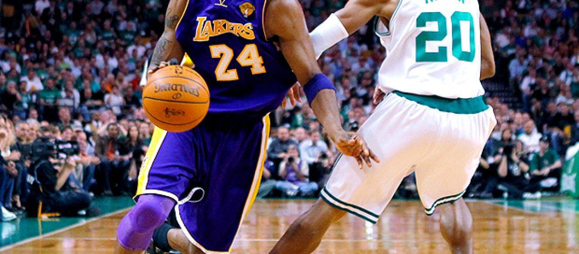 NBA finais: Lakers aproveita falhas do Celtic e vence fora de casa