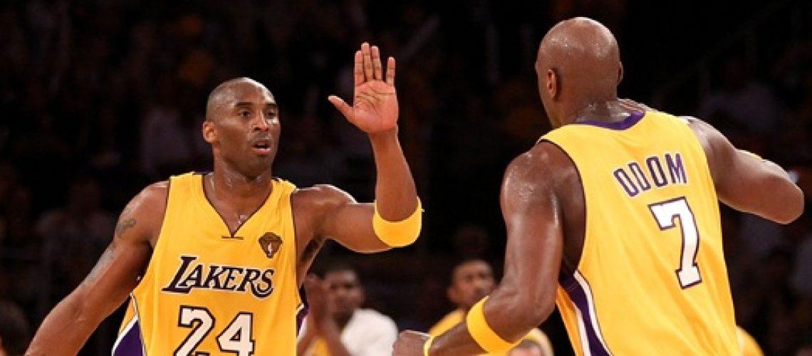 LA Lakers campeões da NBA