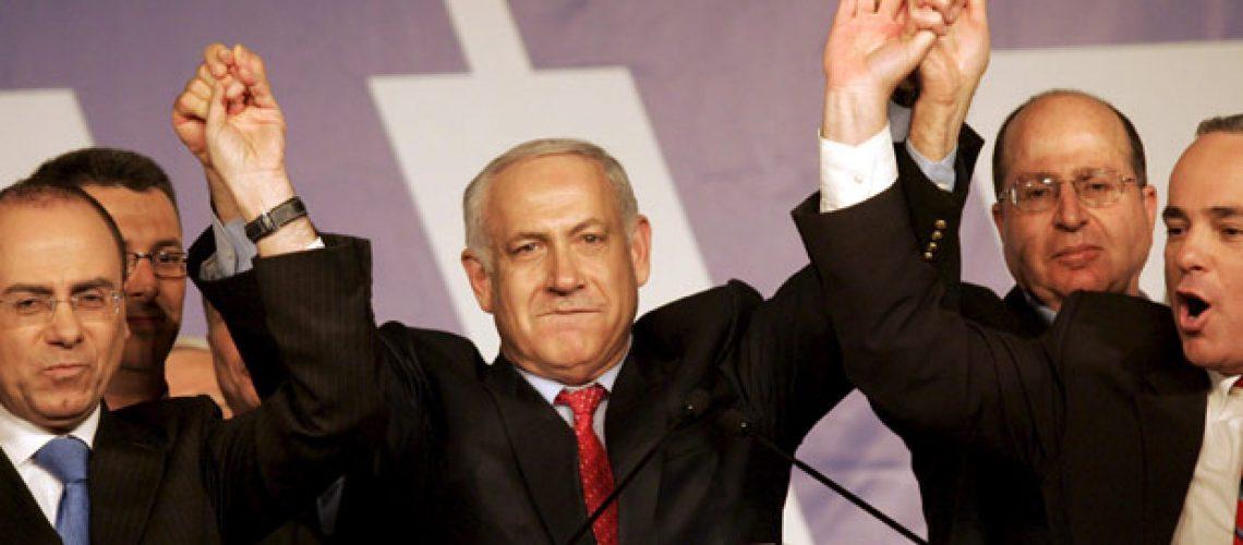 Netanyahu se diz disposto a negociar a paz com os palestinos