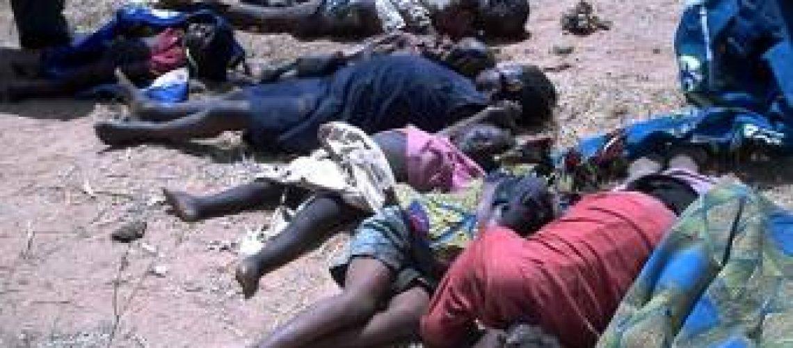 Luto e ódio por massacres na Nigéria