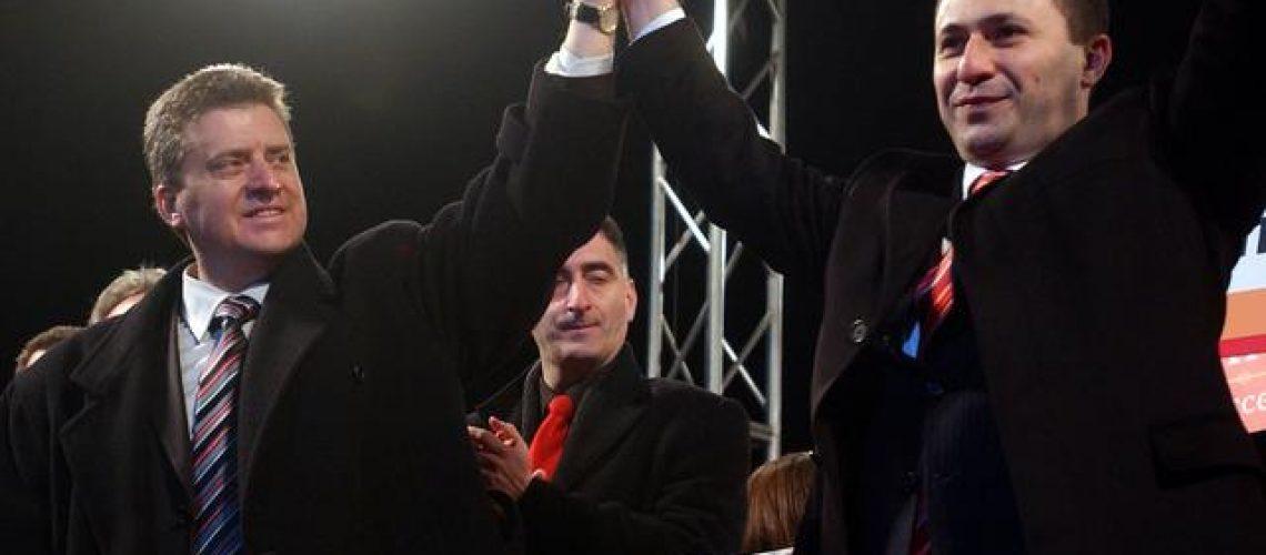 Eleição presidencial: Macedônia terá 2ª volta a 5 de abril