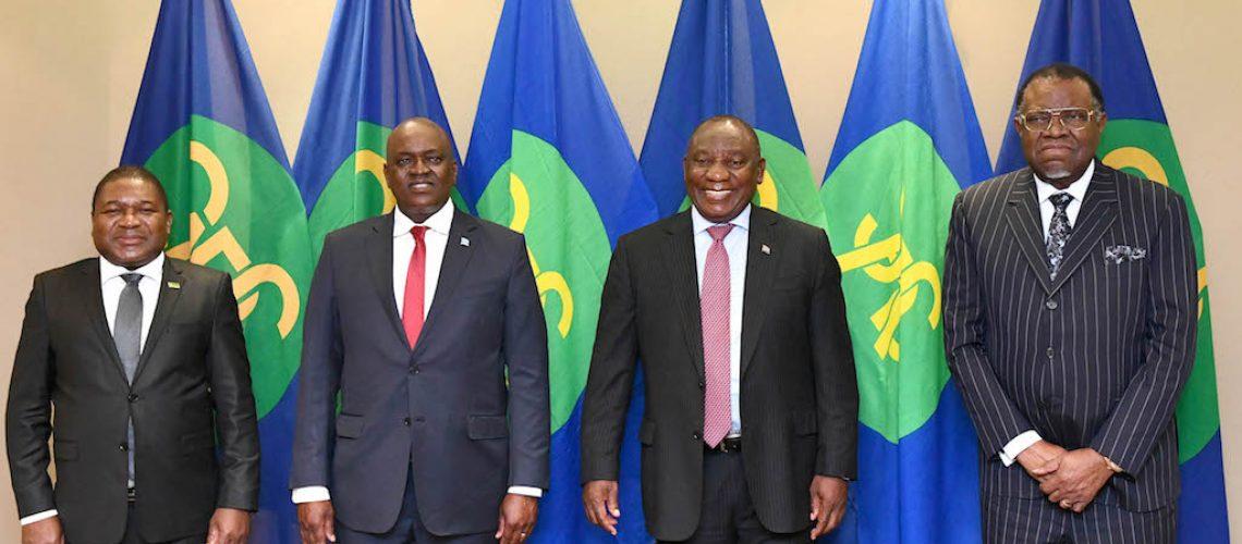 nyusi-cimeira-Extraordinária-Troika -SADC-pretoria