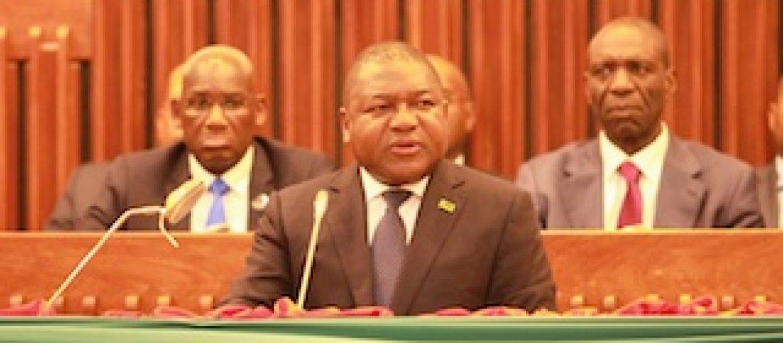 Governo de Nyusi não conseguiu erguer nenhuma casa para o povo