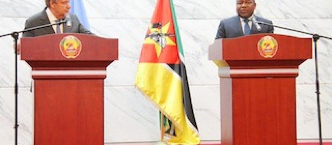 ONU vai colaborar no combate ao extremismo em Cabo Delgado