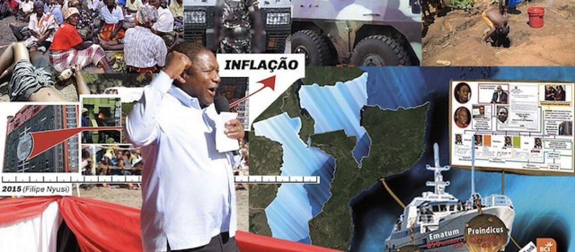 Crise das dívidas ilegais aumentou a pobreza em Moçambique