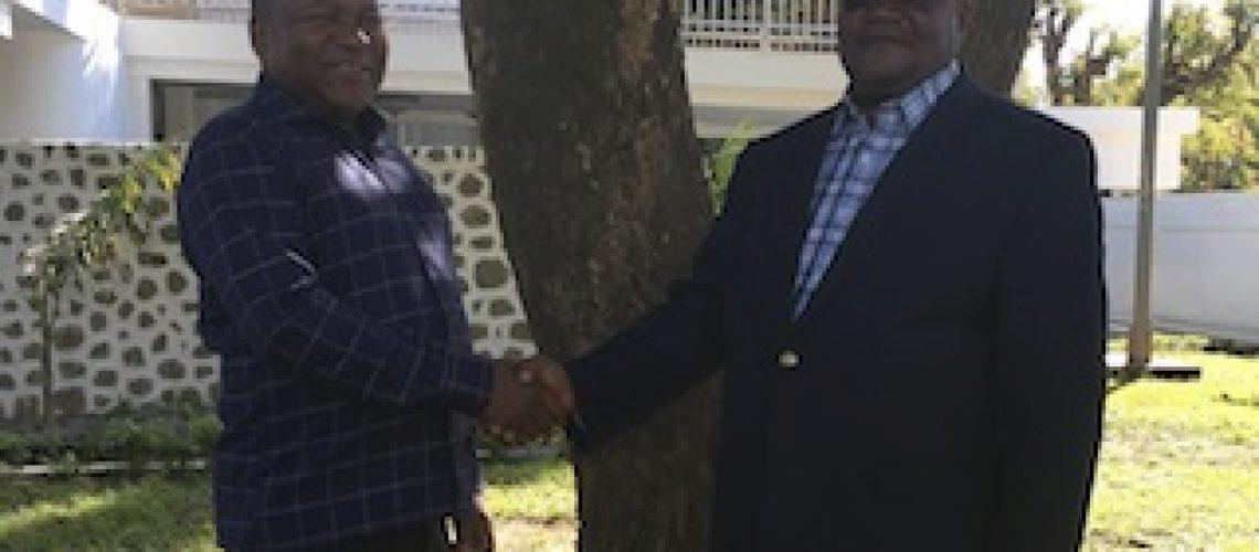 Momade negoceia com Nyusi futuro após perder Gerais de 2019