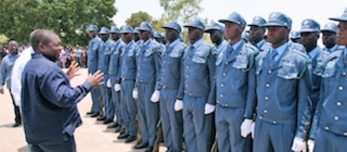 Transformação da Polícia de Moçambique