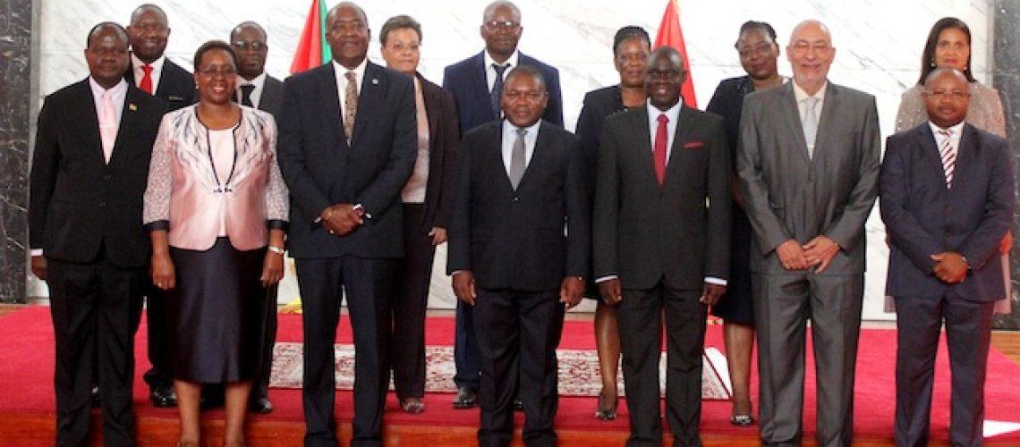 Empossados reitores e vices de cinco novas universidades em Moçambique