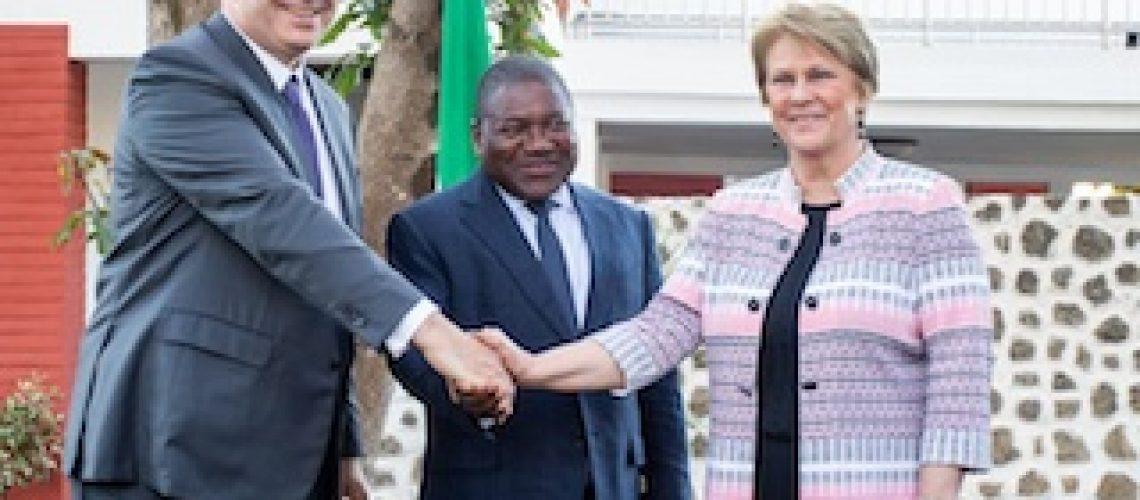 Presidente Nyusi vai gastar 14 biliões das Mais-Valias da Total