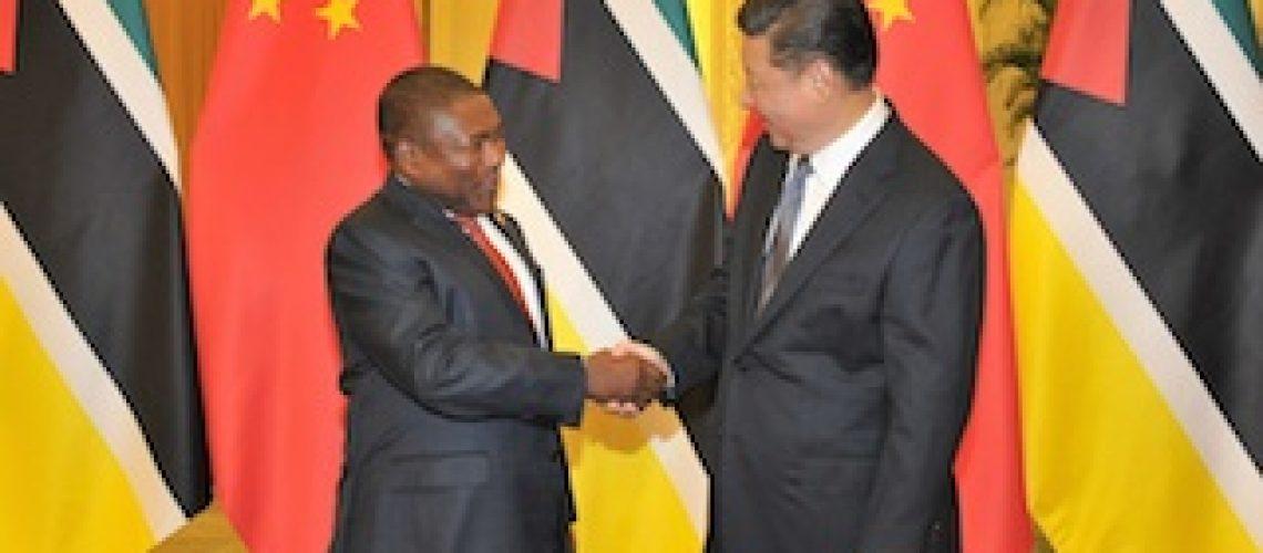 China continua a ser o maior credor Bilateral de Moçambique pelo sexto ano consecutivo