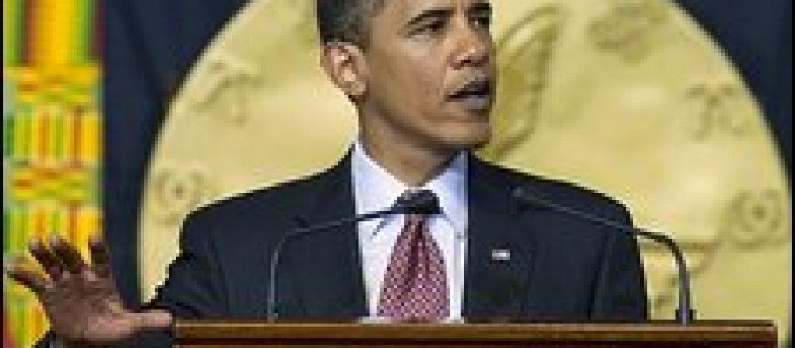 Terroristas não dão valor a vida dos africanos - Barack Obama em entrevista à SABC