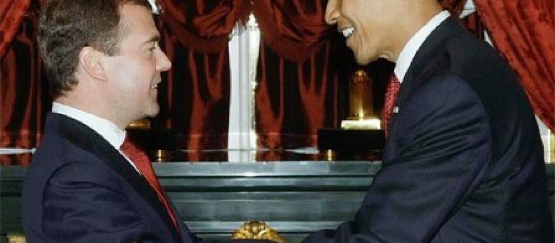 Estados Unidos e Rússia iniciam nova era com visita de Obama