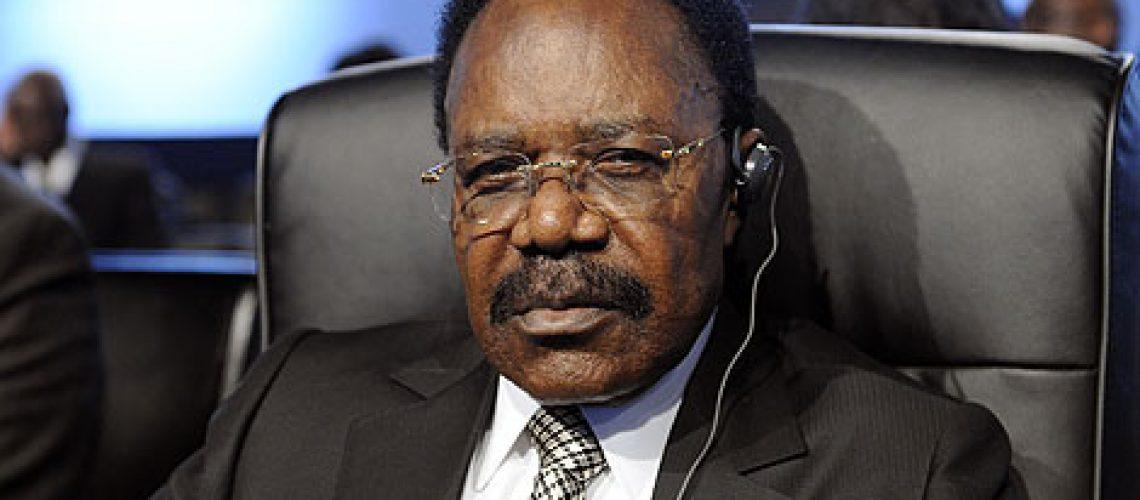 Faleceu Omar Bongo