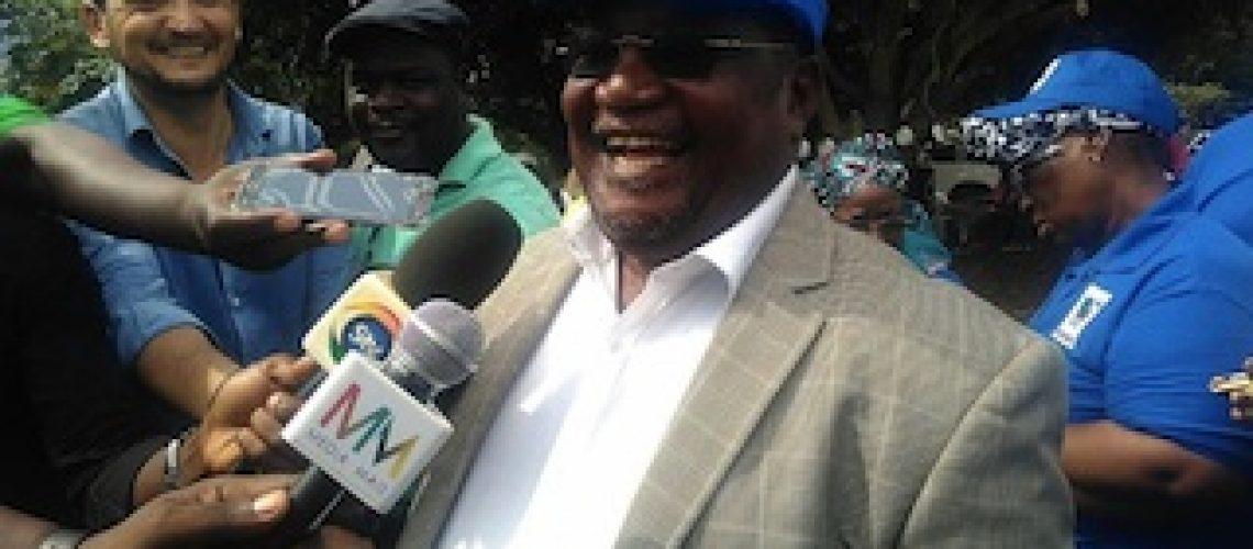 Ossufo Momade diz que a Renamo não tem inimigos e é alternativa para governar Moçambique