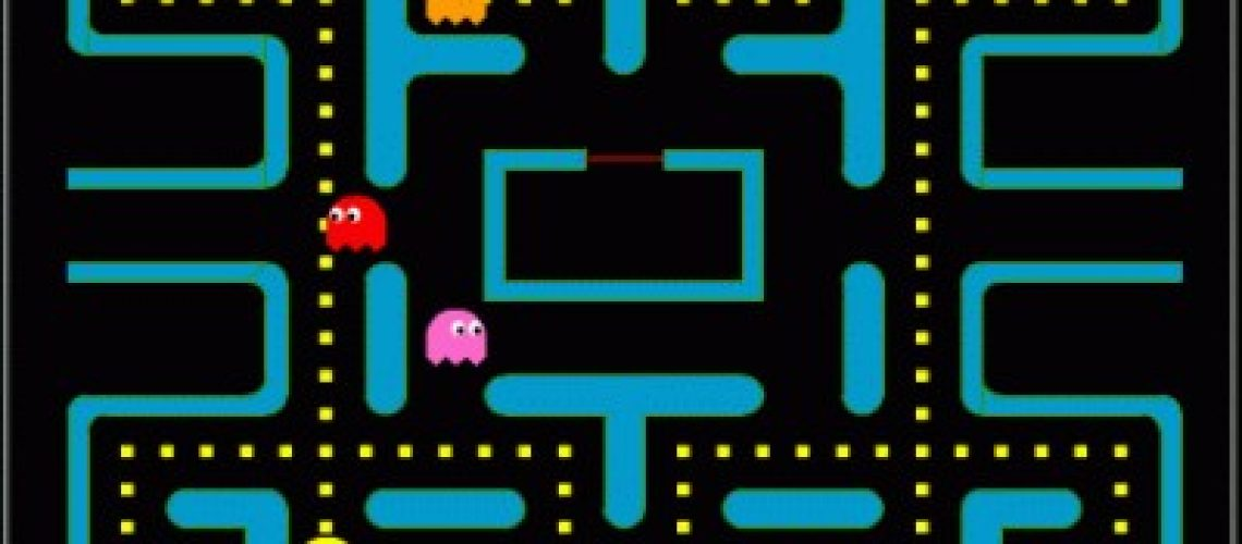 Google comemora 30 anos do Pac-Man