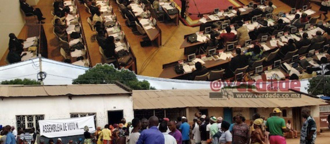 Reforma eleitoral que aprofunde a democracia em Moçambique não surgirá de negociações entre a Frelimo e a Renamo
