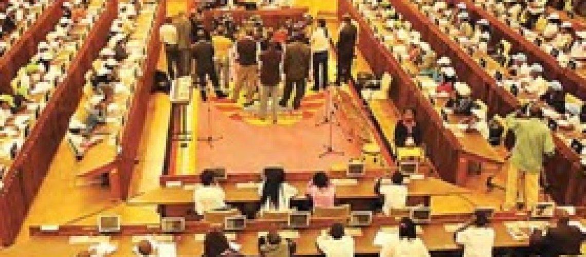 Parlamento Infantil exige respeito pelos direitos da criança