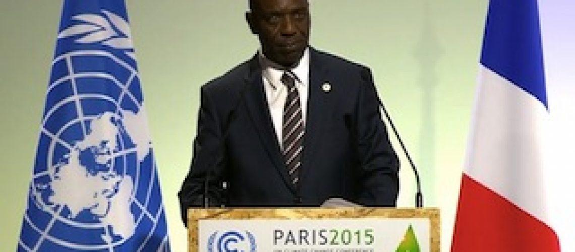 Moçambique pede ajuda urgente na Cimeira do Clima; França promete 2 bilhões de euros para energias renováveis em África
