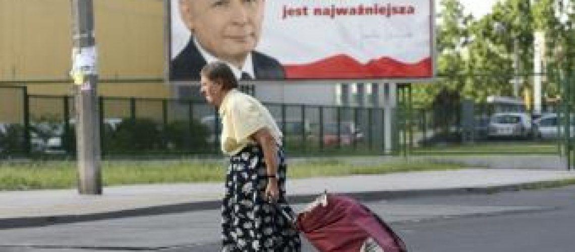 Duas visões da Polônia competem na eleição presidencial de domingo
