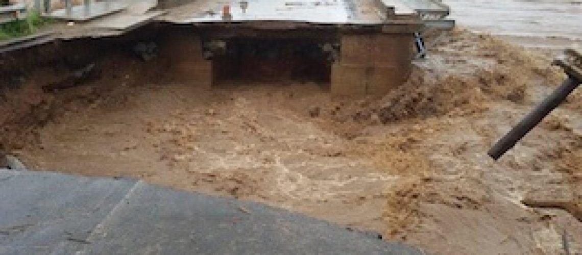 Flood alert in Zambézia