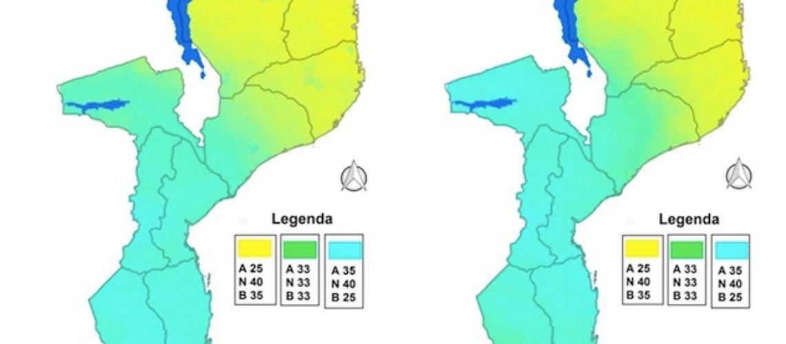 Espera-se uma campanha agrícola boa em Moçambique
