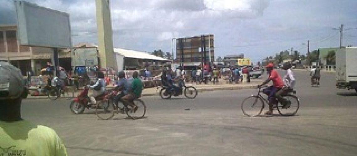 Quelimane: Uma cidade parada no tempo