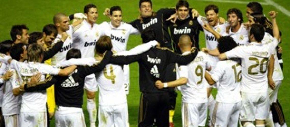 La Liga: Real é Campeão Espanhol pela 32ª vez e acaba com reinado do Barça