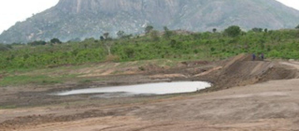 Água da represa de Maratane será desperdiçada porque Ministério da Agricultura esqueceu dos sistemas de captação e irrigação