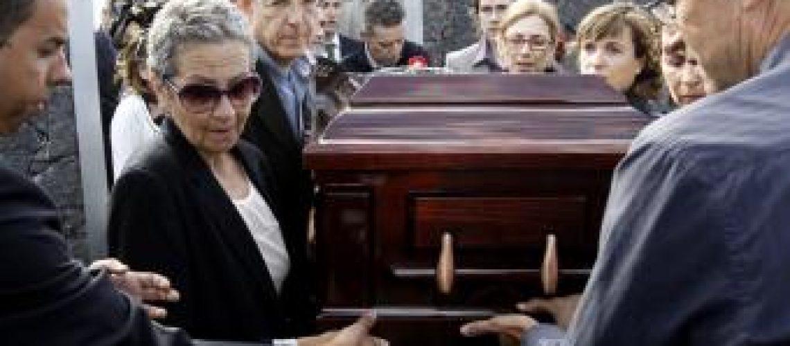 Saramago faz sua última viagem para Portugal