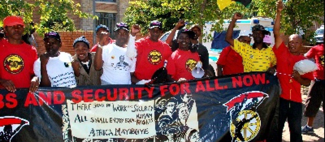 Onda de greves ameaça paralisar África do Sul