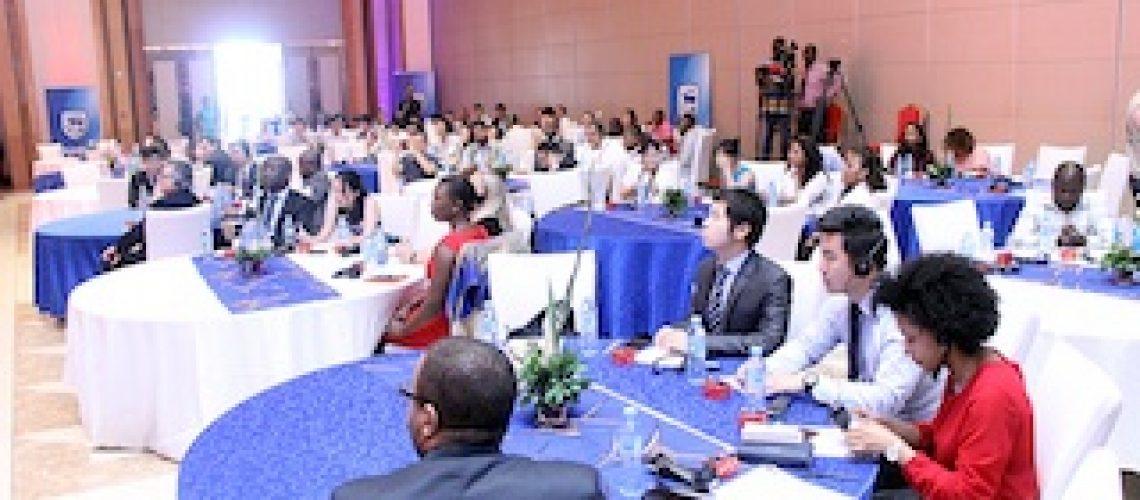 Empresários chineses analisam oportunidades de negócio em Moçambique