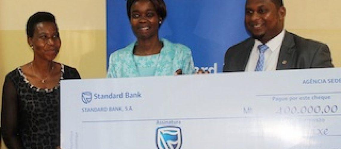 Destruída pelo ciclone Dineo: Standard Bank apoia reconstrução da Universidade Pedagógica