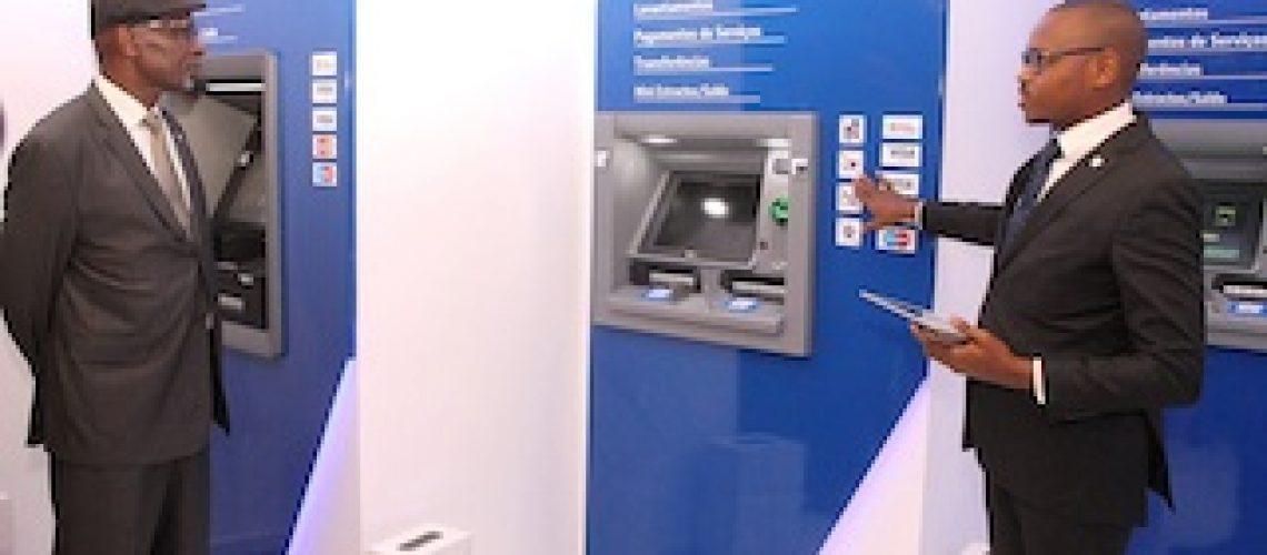Balcão digital do Standard Bank: Sem filas e aberto dia e noite ininterruptamente