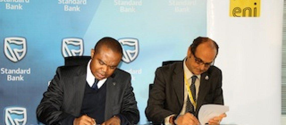 Standard Bank e Eni Rovuma Basin vão incrementar apoio às PME