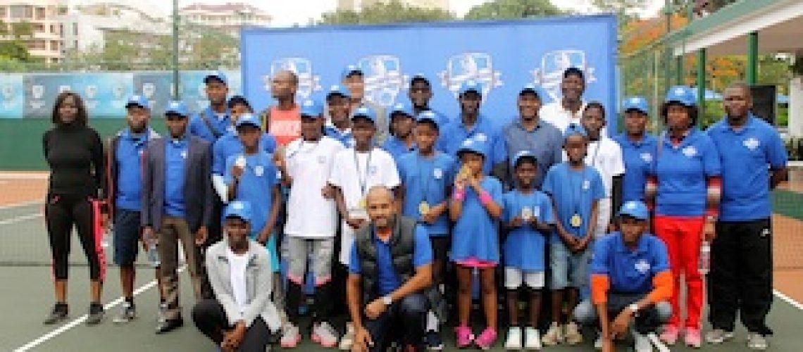 Apurados os vencedores do projecto de massificação do ténis do Standard Bank