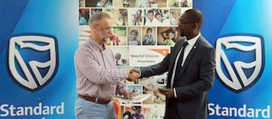 Standard Bank alivia sofrimento das vítimas do ciclone Idai