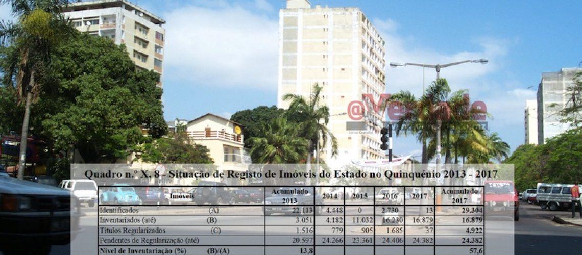 Mais de 24 mil imóveis com títulos não regularizados a favor do Estado em Moçambique
