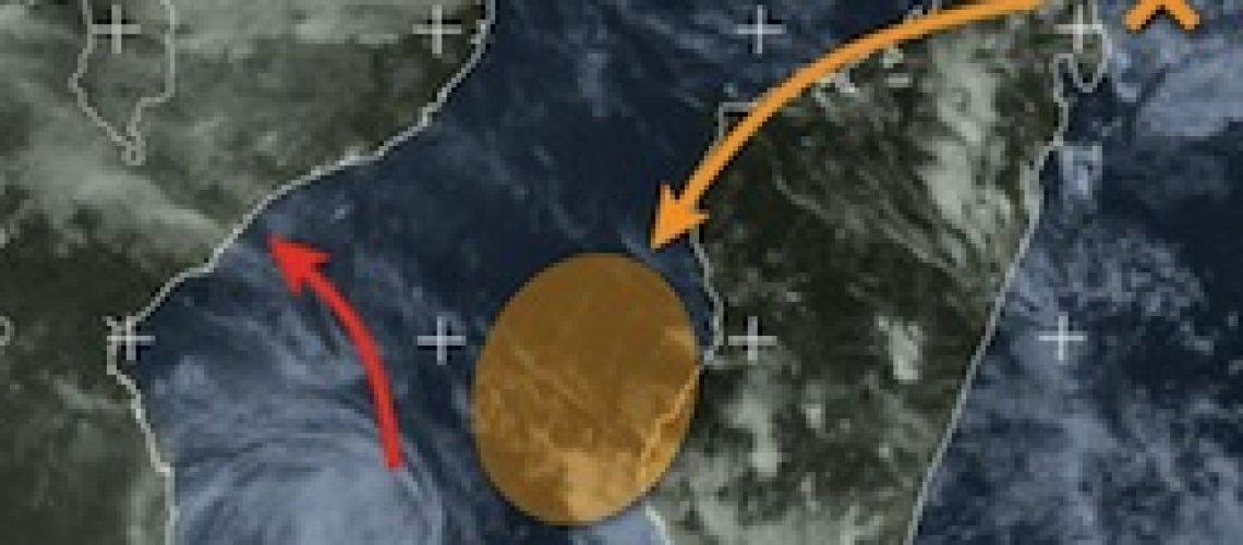 Tempestade tropical Desmond aumenta risco de inundações nas cidades de Quelimane e Beira