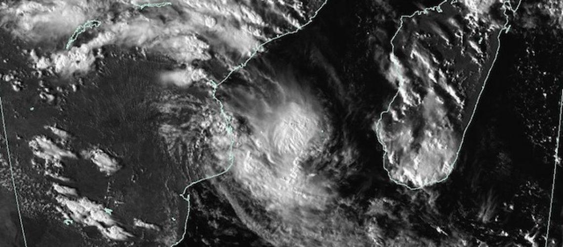 Depressão Tropical a caminho de Sofala e Zambézia